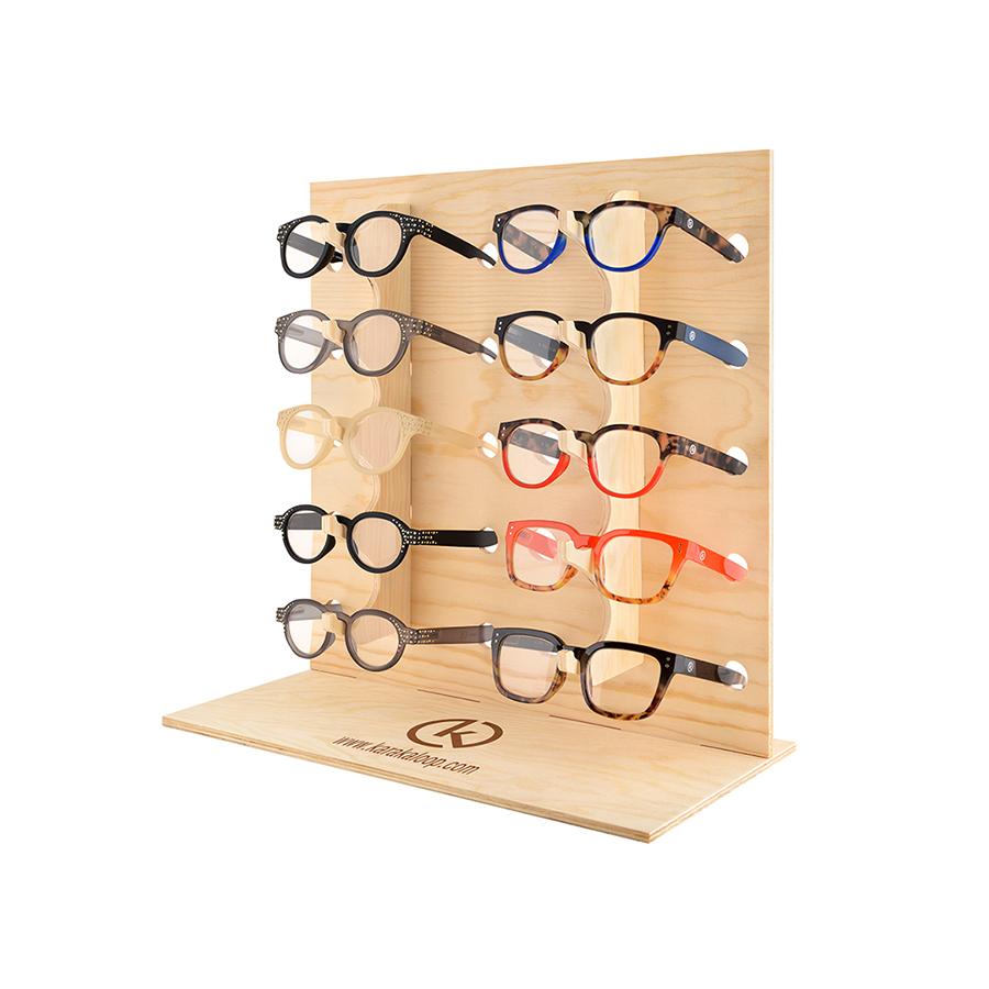 Présentoir de lunettes